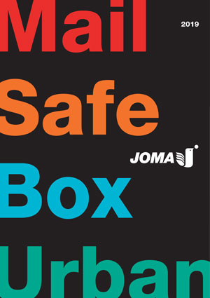 Joma Mail Safe Box Urban